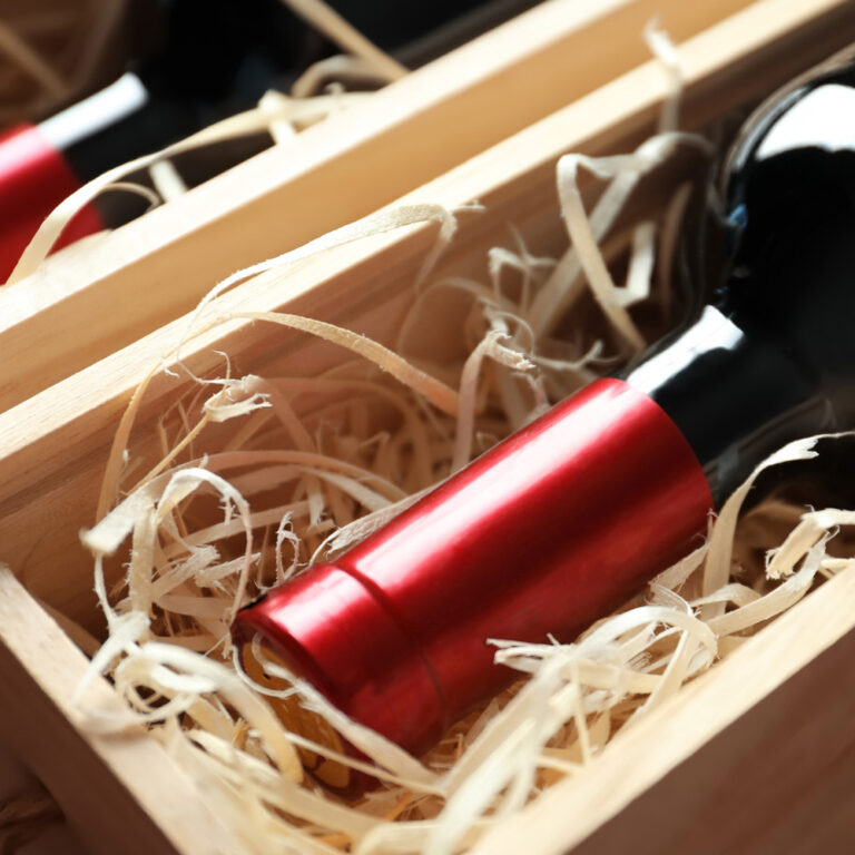Wijnen Moniez - shop - wijnen - rode wijn box hout