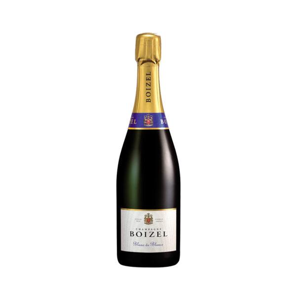 Parelende-wijn-Boizel-Blanc-de-Blancs-Champagne-Frankrijk