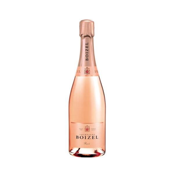 Parelende-wijn-Boizel-Rosé-Champagne-Frankrijk
