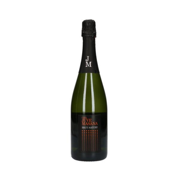 Parelende-wijn-Juve-Masana-Brut-Nature-Cava-Spanje