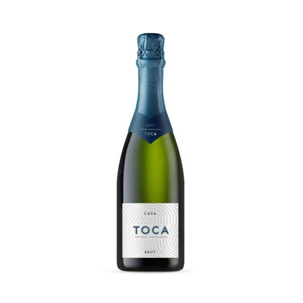 Parelende-wijn-Toca-Brut-Cava-Spanje