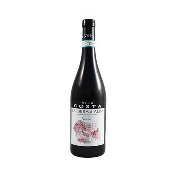Rode-Wijn-Barbera-Alba-Cichin-Nino-Costa-Italië