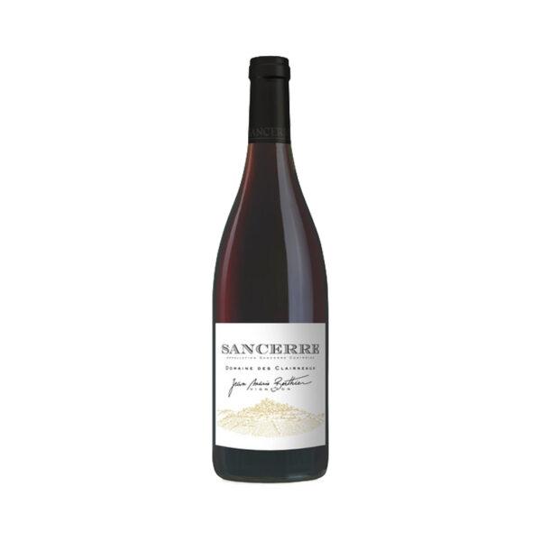 Rode-Wijn-Berthier-Clairneaux-Sancerre-Rouge-Loire-Frankrijk