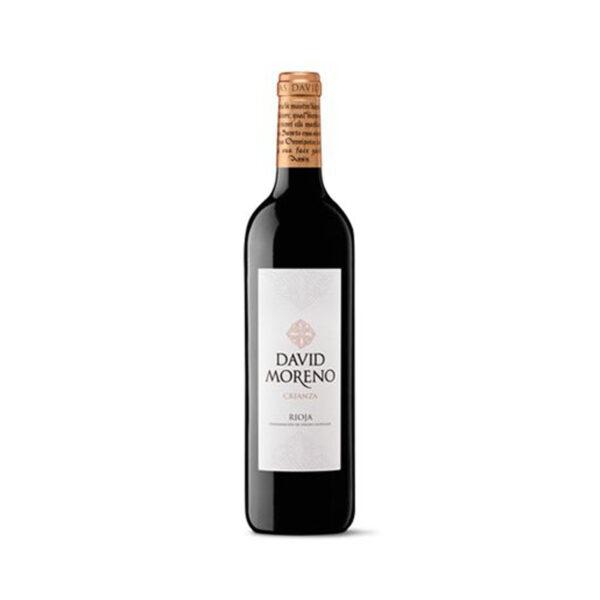 Rode-Wijn-Bodegas-David-Moreno-Crianza-Rioja-Spanje