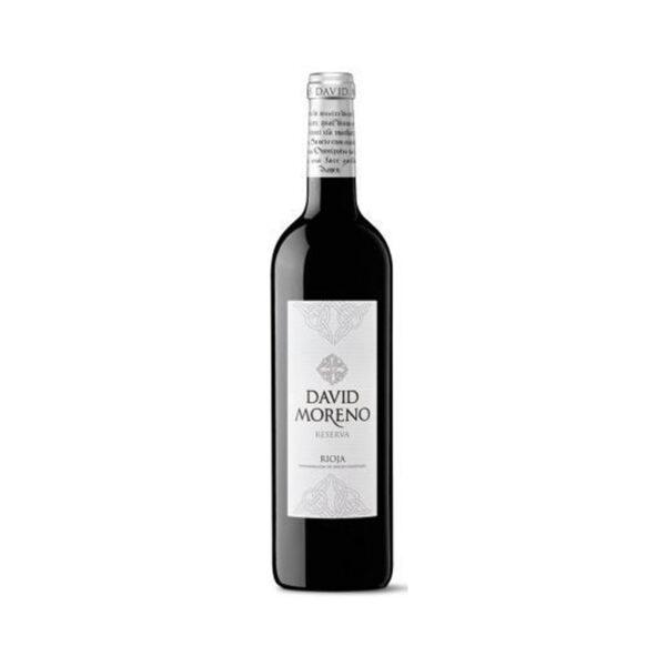 Rode-Wijn-Bodegas-David-Moreno-Reserva-Rioja-Spanje