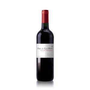 Rode-Wijn-Bordeaux-Chateau-La-Haye-Fief-Saint-Estèphe-Frankrijk