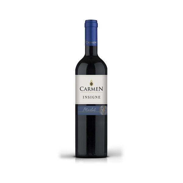 Rode-Wijn-Carmen-Insigne-Merlot-Chili