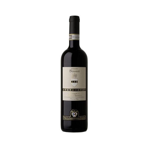 Rode-Wijn-Chianti-Colli-Sinesi-Titolato-Guicciardini-Strozzi-Italië