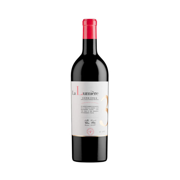 Rode-Wijn-Foncalieu-Prestige-Lumière-Corbieres-Sud-Frankrijk