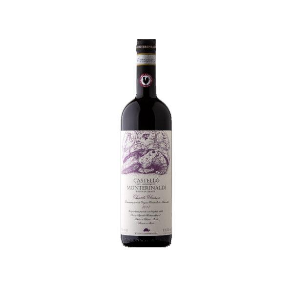 Rode-Wijn-Monterinaldi-chianti-classico-Italië