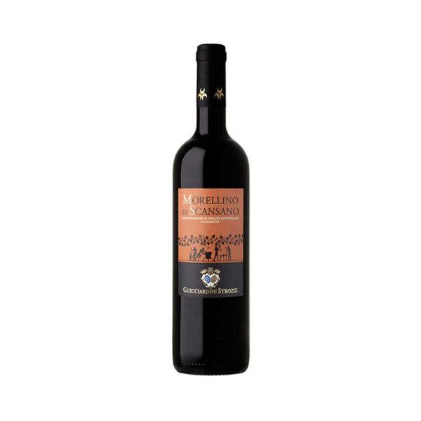 Rode-Wijn-Morellino-Scansano-Guicciardini-Strozzi-Maremma-Italië