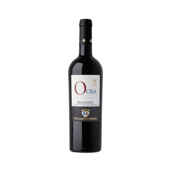 Rode-Wijn-Ocra-Guicciardini-Strozzi-Bolgheri-Italië