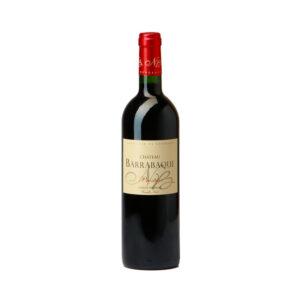 Rode-Wijn-Prestige-Canon-Fronsac-Château-Barrabaque-Frankrijk