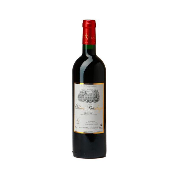 Rode-Wijn-Tradition-Fronsac-Château-Barrabaque-Frankrijk
