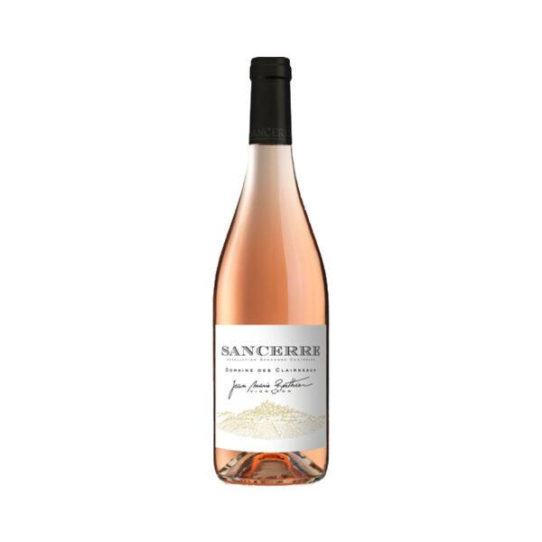 Rosé-Wijn-Berthier-Clairneaux-Sancerre-Rosé-Loire-Frankrijk