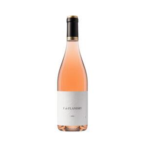 Rosé-Wijn-F-De-Flandry-Limoux-Frankrijk