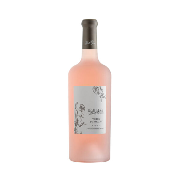 Rosé-Wijn-Foncalieu-DomaineHaut-Gléon-Vallée-du-Paradis-Sud-Frankrijk