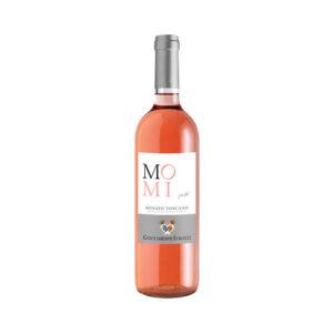 Rosé-Wijn-Momi-Rosato-Guicciardini-Strozzi-Maremma-Italië