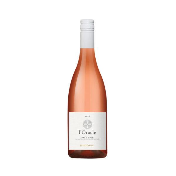 Rosé-Wijn-l'oracle-Cabernet-Sieur-d'arques-Sud-Frankrijk