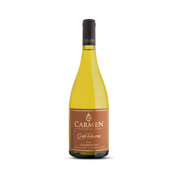 Witte-Wijn-Carmen-Gran-Reserva-Chardonnay-Chili