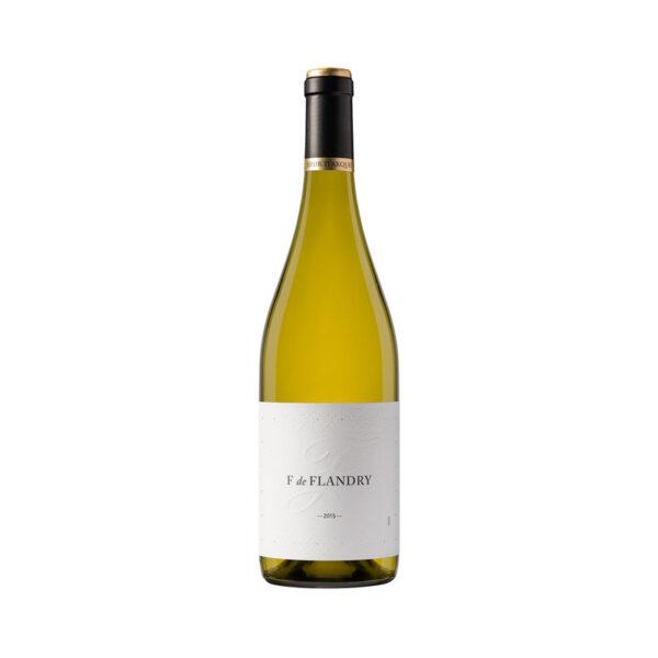 Witte-Wijn-F-De-Flandry-Blanc-Limoux-Frankrijk
