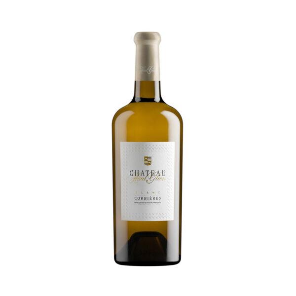 Witte-Wijn-Foncalieu-Chateau-Haut-Gléon-Blanc-Corbières-Sud-Frankrijk