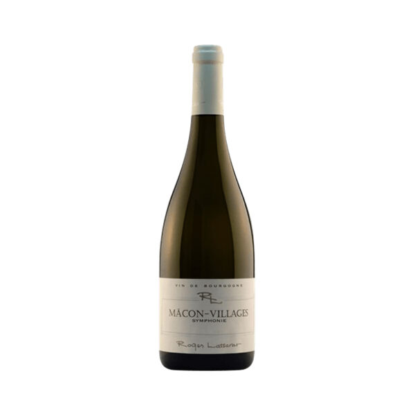 Witte-Wijn-Macon-Villages-Roger-Lassarat-Bourgogne-Frankrijk