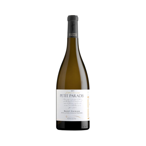 Witte-Wijn-Petit-Paradis-Saint-Chinian-Foncalieu-Frankrijk