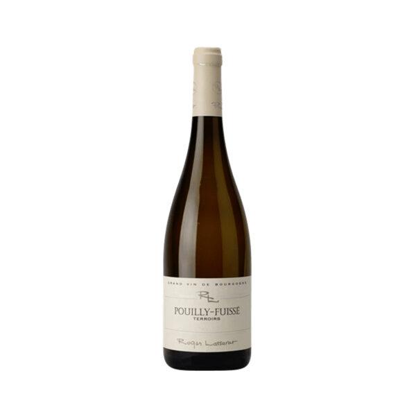 Witte-Wijn-Pouilly-Fuissé-Roger-Lassarat-Bourgogne-Frankrijk