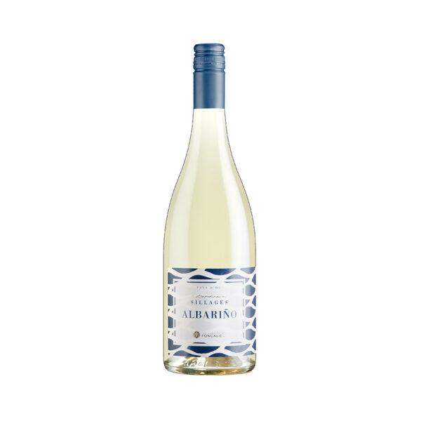 Witte-Wijn-Sillages-Albarino-Foncalieu-Frankrijk