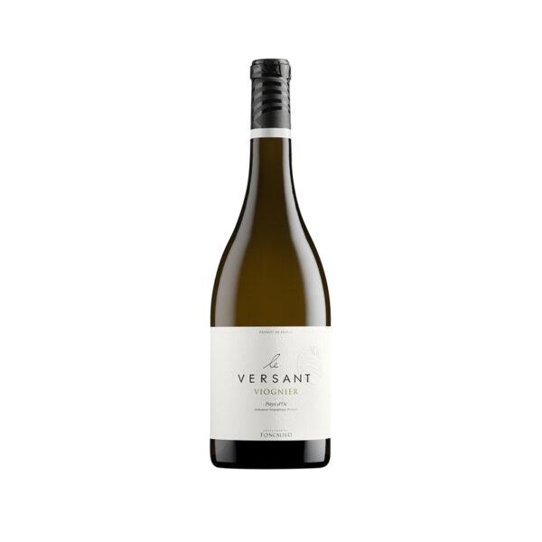 Witte-Wijn-Versant-Viognier-Pays-d'oc-Foncalieu-Frankrijk