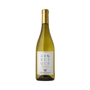 Witte-Wijn-vermentino-Arabesque-Guicciardini-Strozzi-Maremma-Italië