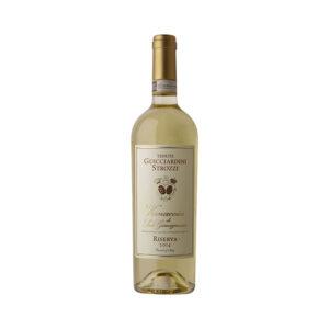 Witte-Wijn-vernaccia-riserva-Guicciardini-Strozzi-San-Gimignano-Italië