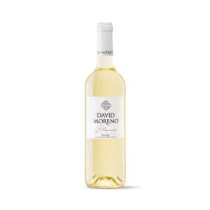 Witte-Wijn-Bodegas-David-Moreno-Blanco-Rioja-Spanje
