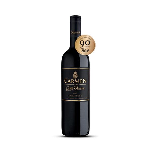 Rode-Wijn-Carmen-Gran-Reserva-Carmenere-Chili
