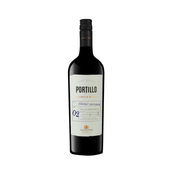 Rode-Wijn-Portillo-Cabernet-Sauvignon-Salentein-Argentinë
