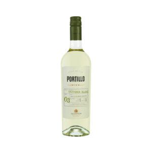 Witte-Wijn-Portillo-Sauvignon-Blanc-Salentein-Argentinë