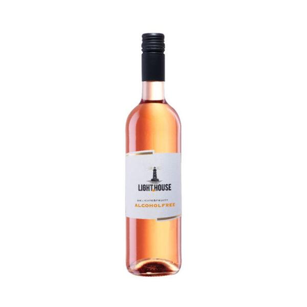 Alcohol-vrije-wijn-Rosé-Light-House-Spanje