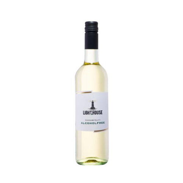 Alcohol-vrije-wijn-Wit-Light-House-Spanje