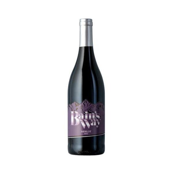 Rode-Wijn-Merlot-Bain's-Way-Zuid-Afrika