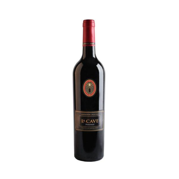 Rode-Wijn-Pinotage-La-Cave-Wellington-Zuid-Afrika