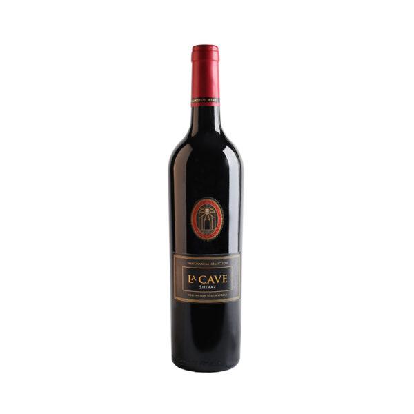 Rode-Wijn-Shiraz-La-Cave-Wellington-Zuid-Afrika